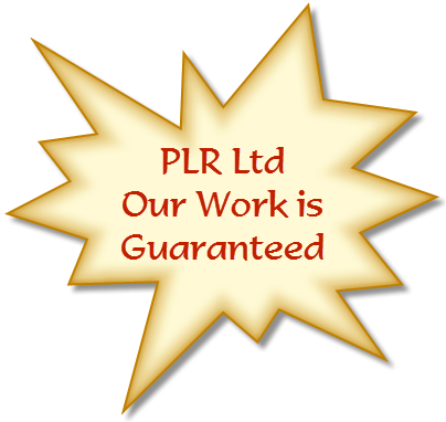 PLR Ltd UK - Japanese knotweed eradication - our work is GUARANTEED